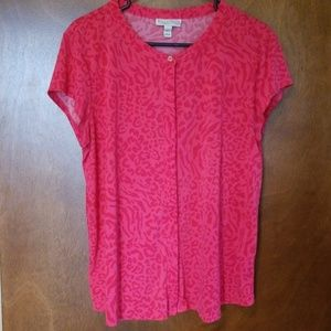 Barely worn, Pink blouse